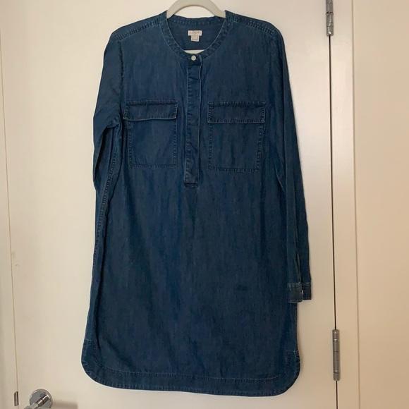 J.Crew Jeans dress
